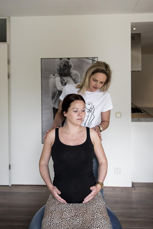 Leonie Winkel - Geboortecoach - stuitconsult - hypnobirthing